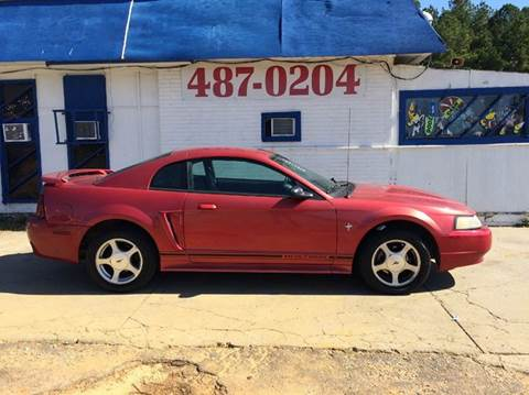 2001 Ford Mustang for sale in Fayetteville, NC