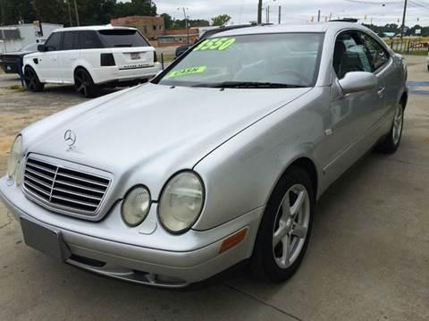1999 Mercedes-Benz CLK