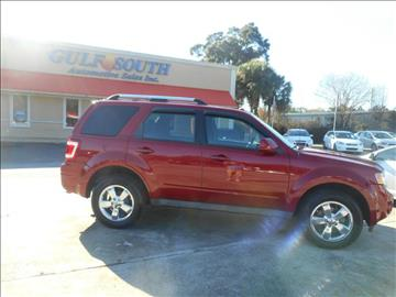 Ford escape for sale pensacola fl for Frontier motors pensacola fl