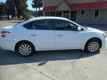 Nissan sentra for sale pensacola fl for Frontier motors inc pensacola fl