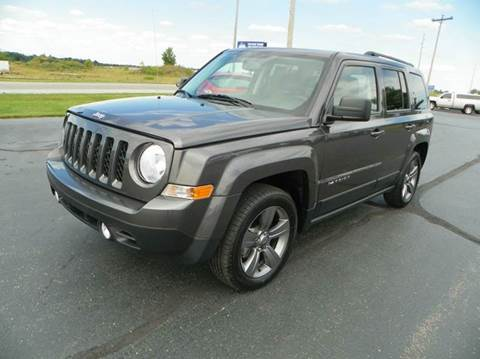 2014 Jeep Patriot