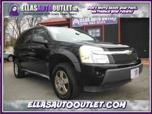 2005 Chevrolet Equinox for sale in Thornburg, VA