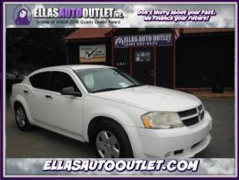 2008 Dodge Avenger for sale in Thornburg, VA