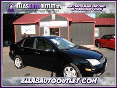 2005 Ford Focus for sale in Thornburg, VA