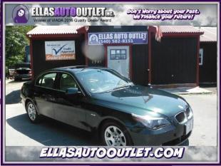 2004 BMW 5 Series for sale in Thornburg, VA