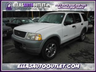 2002 Ford Explorer for sale in Thornburg, VA