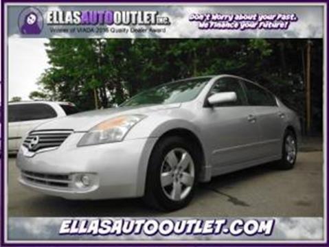 2007 Nissan Altima for sale in Thornburg, VA