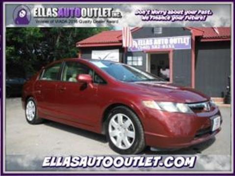 2008 Honda Civic for sale in Thornburg, VA