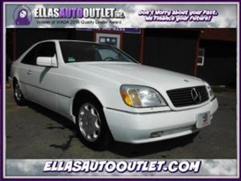 1995 Mercedes-Benz S-Class for sale in Thornburg, VA