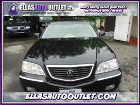 2000 Acura RL for sale in Thornburg, VA