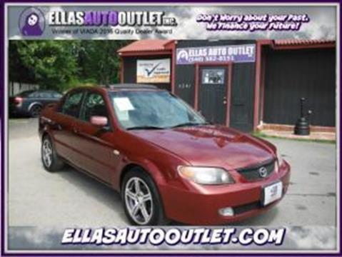 2003 Mazda Protege for sale in Thornburg, VA