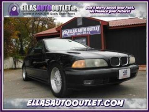 2000 BMW 5 Series for sale in Thornburg, VA