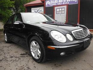 2005 Mercedes-Benz E-Class for sale in Thornburg, VA