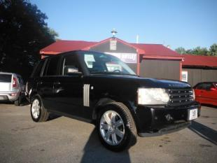 2006 Land Rover Range Rover for sale in Thornburg, VA