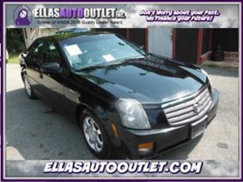 2004 Cadillac CTS for sale in Thornburg, VA
