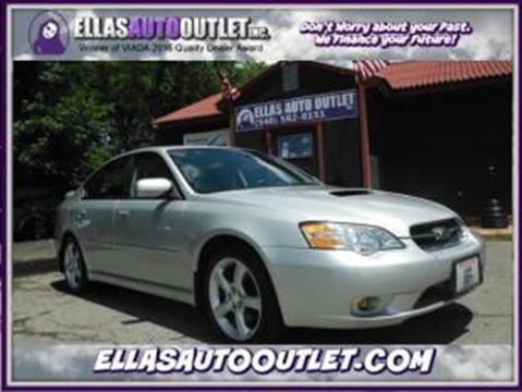 2006 Subaru Legacy for sale in Thornburg, VA