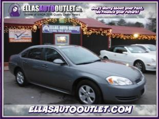 2009 Chevrolet Impala for sale in Thornburg, VA