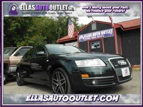2006 Audi A6 for sale in Thornburg, VA
