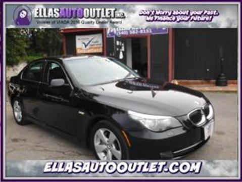 2008 BMW 5 Series for sale in Thornburg, VA