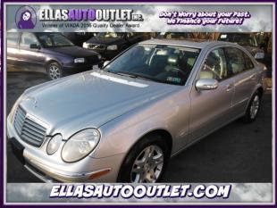 2006 Mercedes-Benz E-Class for sale in Thornburg, VA