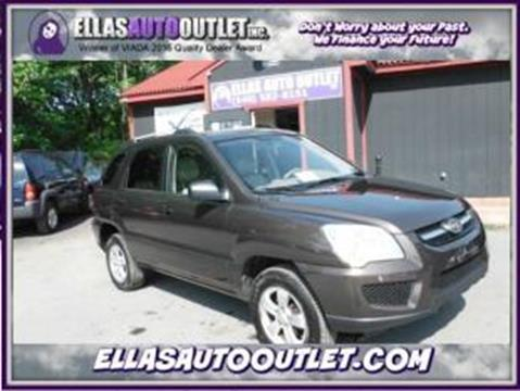 2009 Kia Sportage for sale in Thornburg, VA