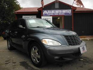 2002 Chrysler PT Cruiser for sale in Thornburg, VA