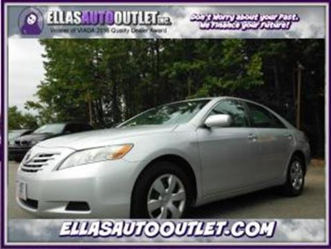 2008 Toyota Camry for sale in Thornburg, VA