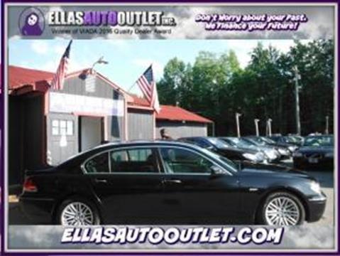 2005 BMW 7 Series for sale in Thornburg, VA