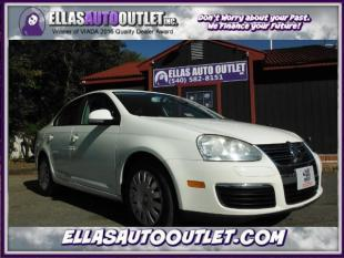 2008 Volkswagen Jetta for sale in Thornburg, VA