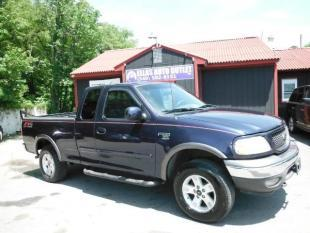 2002 Ford F-150 for sale in Thornburg, VA