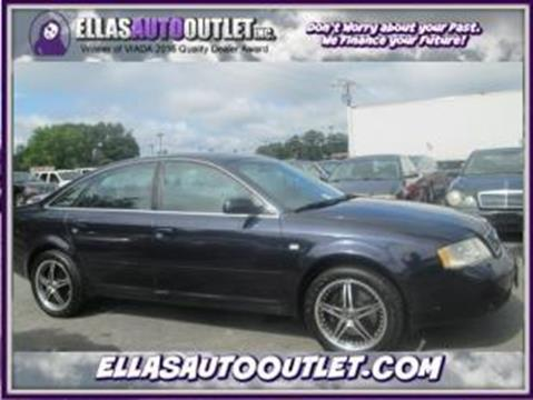 2001 Audi A6 for sale in Thornburg, VA