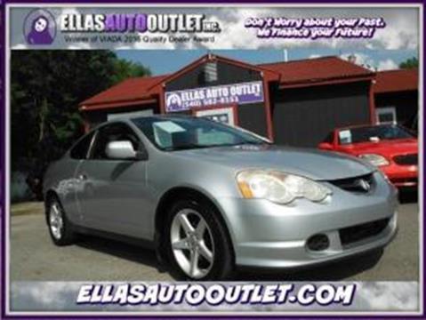 2002 Acura RSX for sale in Thornburg, VA
