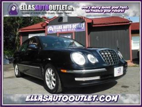 2006 Kia Amanti for sale in Thornburg, VA