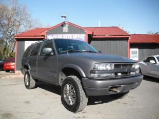 2002 Chevrolet Blazer for sale in Thornburg, VA
