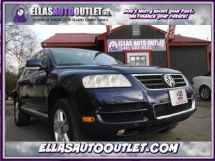 2005 Volkswagen Touareg for sale in Thornburg, VA