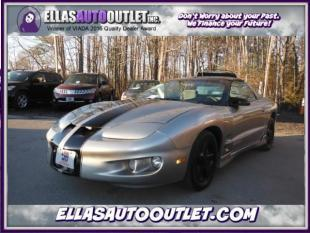 2000 Pontiac Firebird for sale in Thornburg, VA