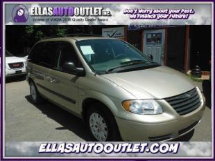 2006 Chrysler Town and Country for sale in Thornburg, VA