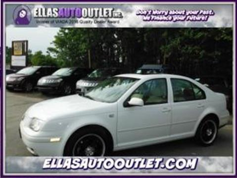 2002 Volkswagen Jetta for sale in Thornburg, VA