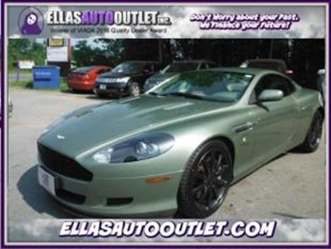 2005 Aston Martin DB9 for sale in Thornburg, VA