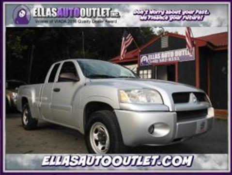 2008 Mitsubishi Raider for sale in Thornburg, VA