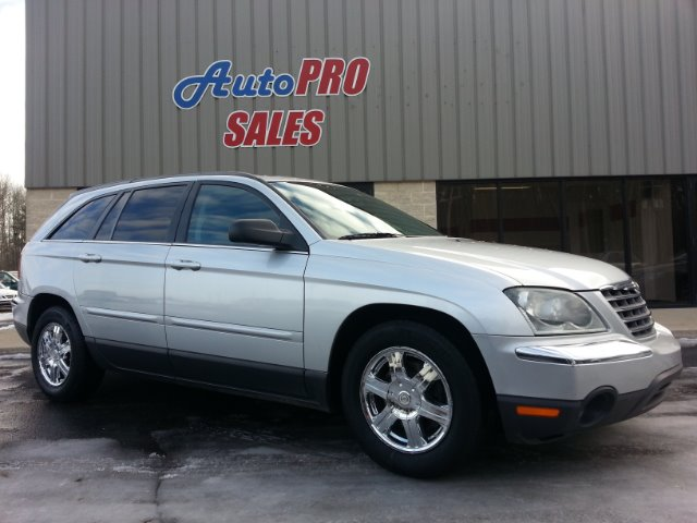 2004 CHRYSLER PACIFICA FWD silver one owner non smoker very sharp well maintained vehicle this o