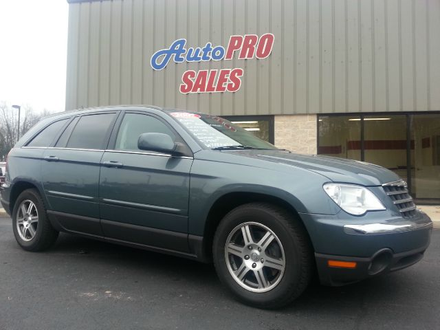 2007 CHRYSLER PACIFICA TOURING AWD blue loadedawd3rd row seatingthis is one clean sharp