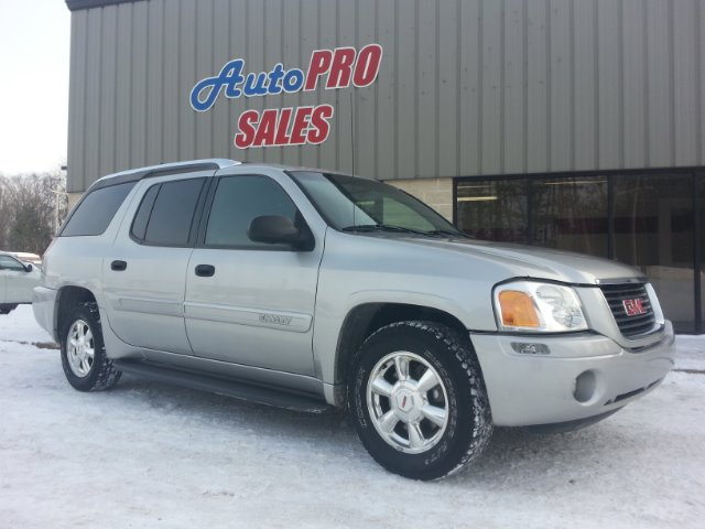 2004 GMC ENVOY XUV XUV SLT 4WD silver rare 2004 gmc envoy xuv that is a one owner non smoker gem