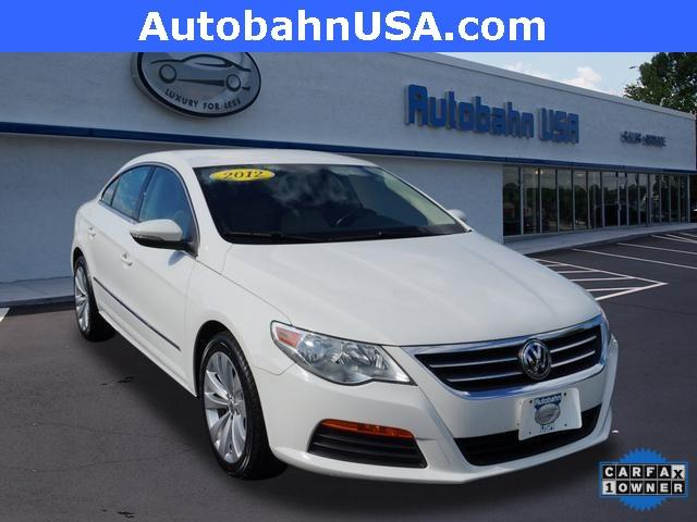 2012 Volkswagen CC for sale in Westborough MA