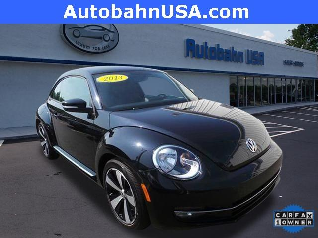 2013 Volkswagen Beetle for sale in Westborough MA