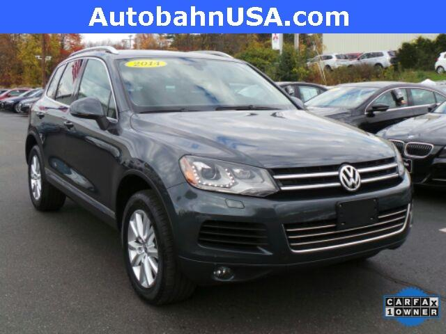 2014 Volkswagen Touareg for sale in Westborough MA