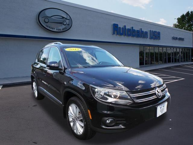 2013 Volkswagen Tiguan for sale in Westborough MA