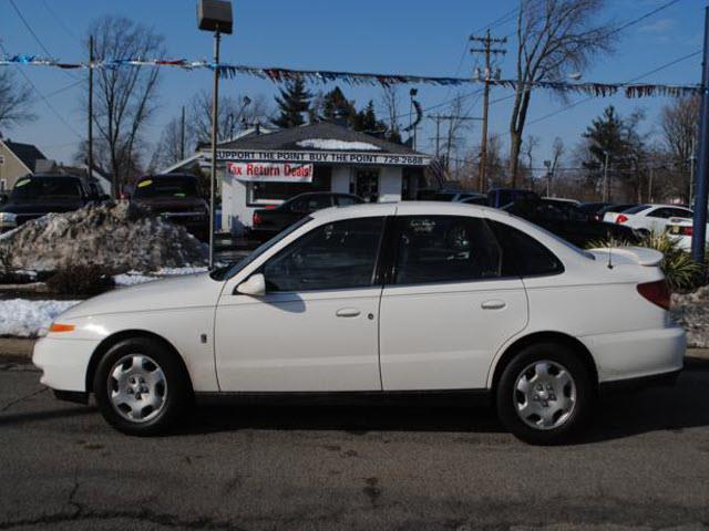 2002 Saturn L-Series