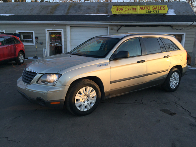 2006 chrysler pacifica 4dr wagon in menasha wi sunshine. Black Bedroom Furniture Sets. Home Design Ideas