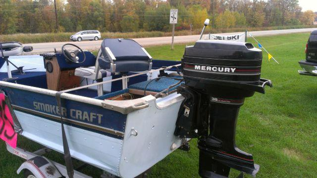 1988 smoker craft fishing boat
